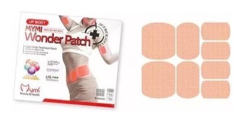 parches adegalzantes para brazos, cara, abdomen wonder patch