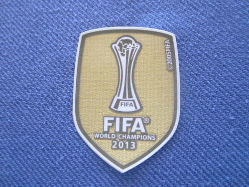 parches bayern  2013  starball respect copa mundo bundesliga