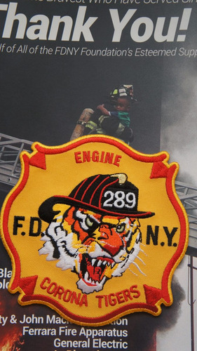 parches bomberos new york fdny