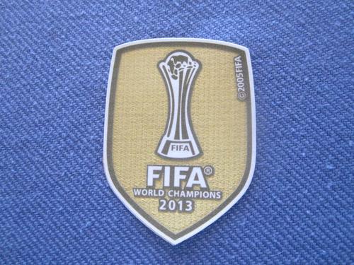parches  copa mundo  2013 bayern