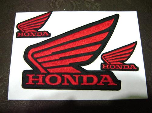 parches escudos apliques logos bordados