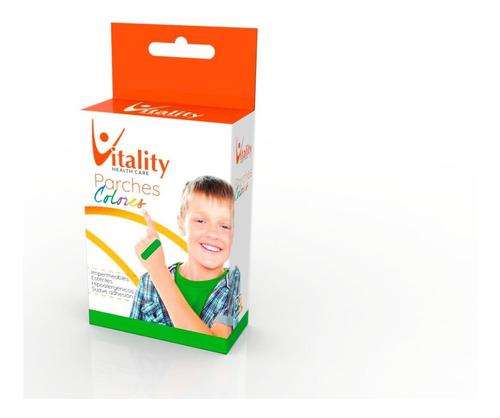 parches infantiles niños vitality x 300 apositos