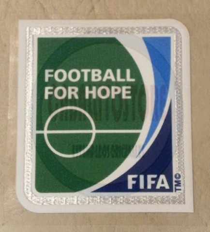 Parches Mundial Brasil 2014 Fifa World Cup+football For Hope -   560 ... d63f3ccf35567