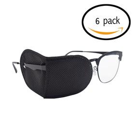 4d461ff13b Parches Oculares Fcarolyn 6pcs [tamaño Grande] Para Gafas