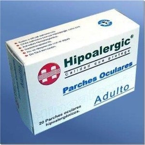 parches oculares hipoalergic pediatrico adulto distribuidor
