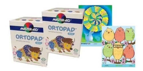 parches ortopad para ojos de niño - unidad a $2497