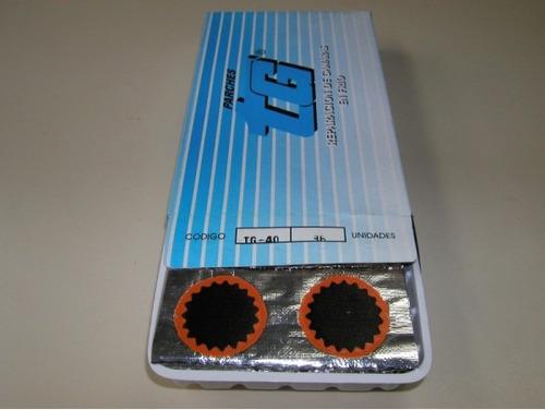 parches tg 40 mm en caja de 98 unidades