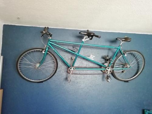 pared bicicleta soporte