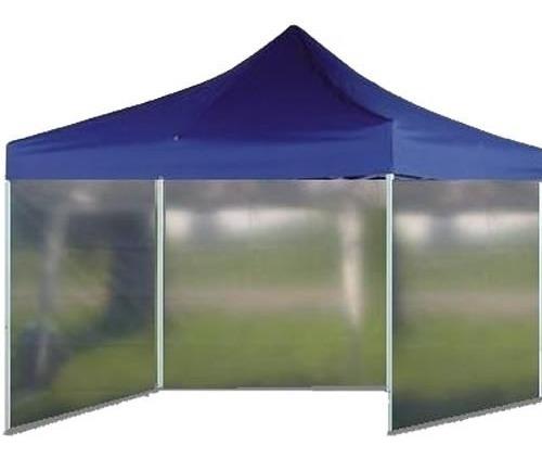 pared cobertor para gazebo de 3x3 patio cerramiento jardin