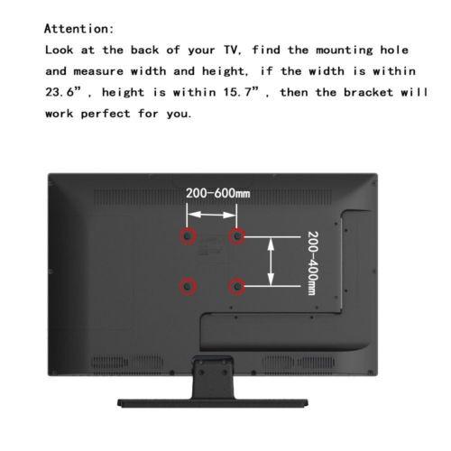 pared de la tv soporte pantalla plana pantalla plasma lcd 32