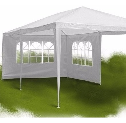pared exahome rafia ventanas gazebo de 3x3mts cobertor jardin fiesta