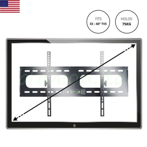 pared para tv plana de montaje lcd led 37 40 46 47 50 55 60