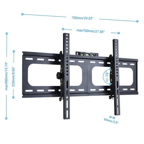 pared para tv plana de montaje lcd led 37 40 46 47 50 55 60