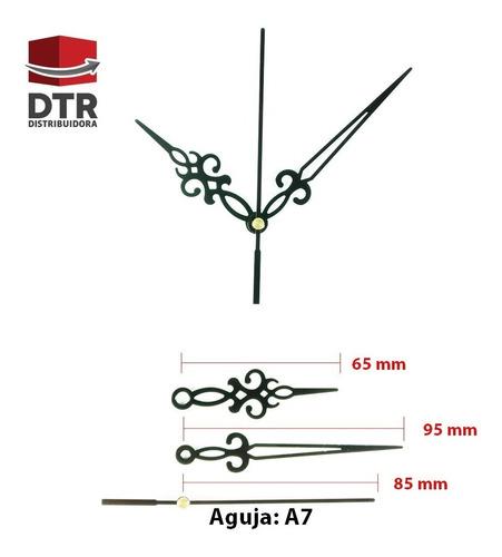 pared reloj relojes