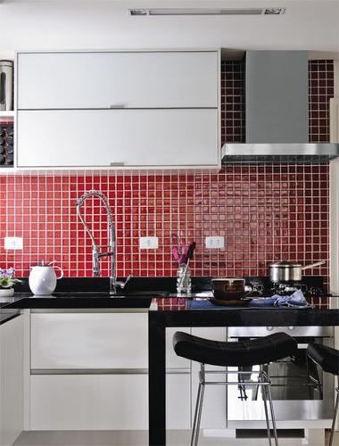 parede cozinha adesivo
