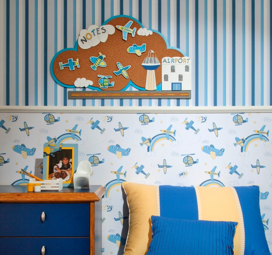 Papel de parede bambinos quarto infantil bobinex beb for Papel pared infantil
