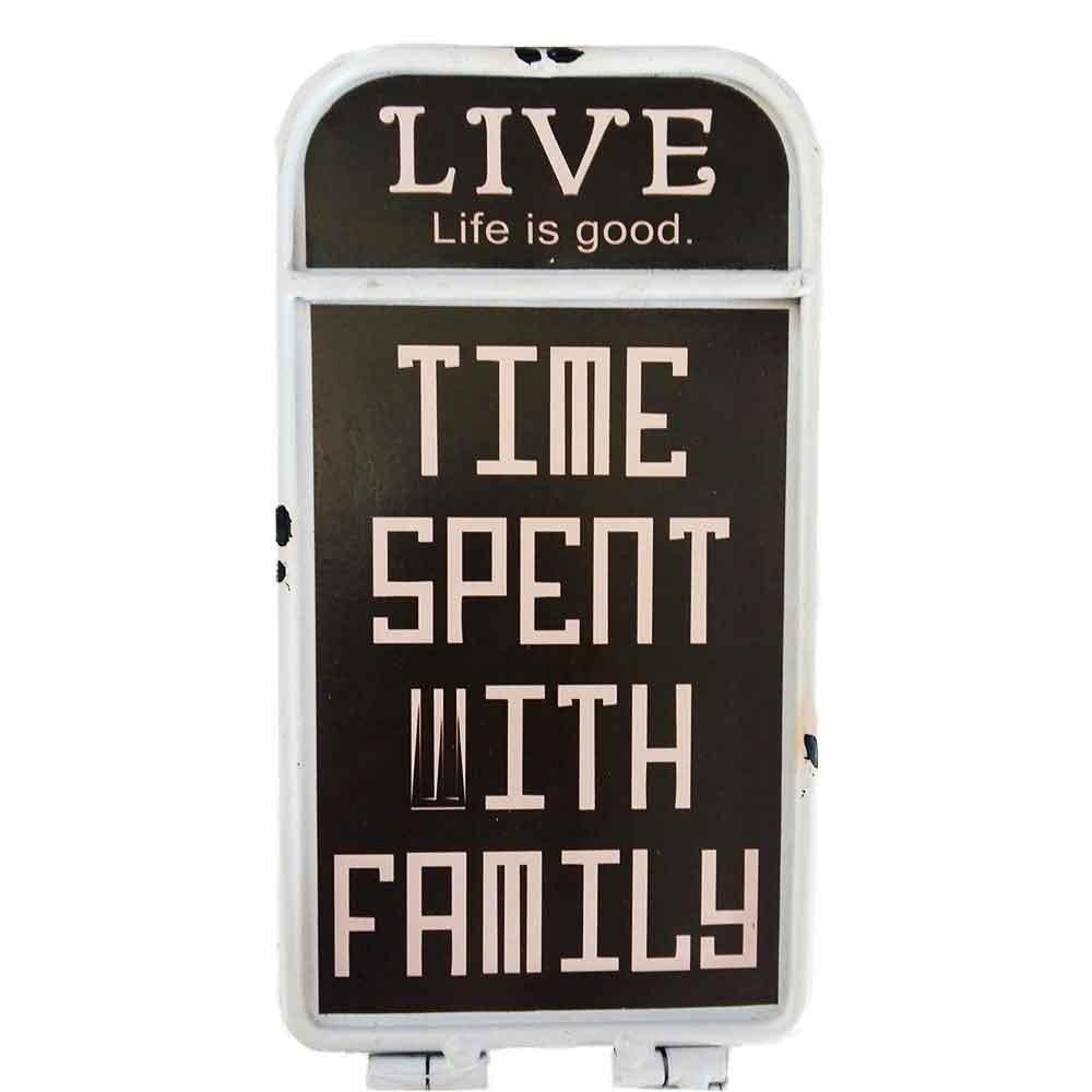 ad065315634 Carregando zoom... relógio de parede relógio de pulso retrô branco com  ganchos