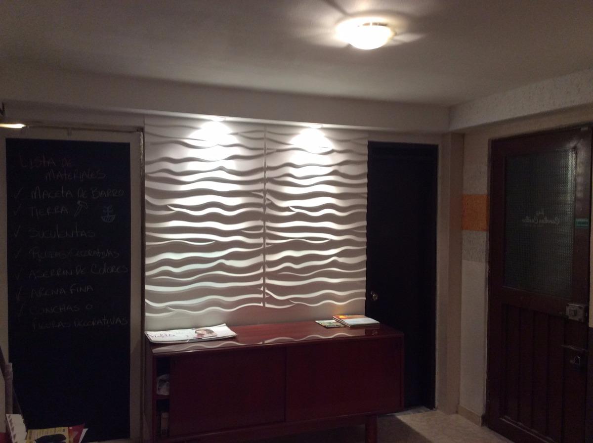 Paredes 3d board panel decorativo beach 62 5 x 80 cm vb - Panel decorativo pared ...