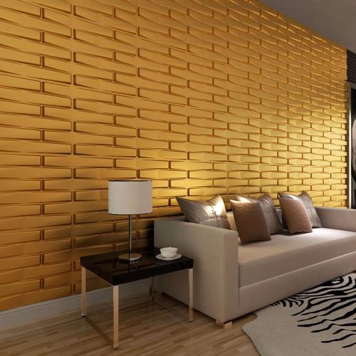 paredes 3d board panel decorativo feelings 50 x 50 cm vb-022