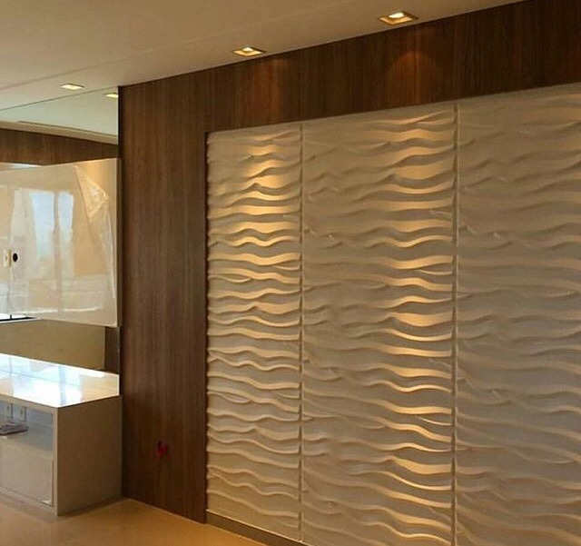 paredes en 3d paneles en 3d decorativos en