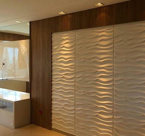 paredes en 3d - paneles en 3d decorativos