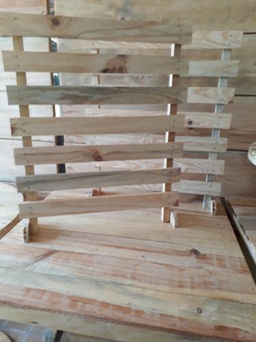paredes para decorar en madera minis