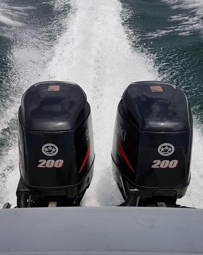 pareja de motores suzuki df200 año 2006