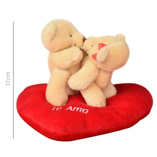 pareja de osos peluche (9264)