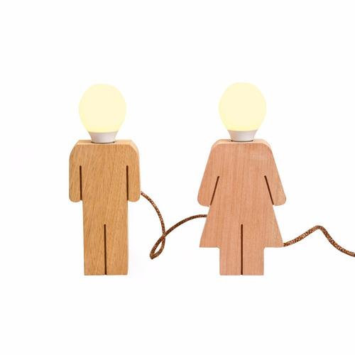 pareja de veladores lolo & lola artelamp