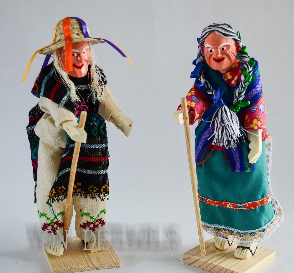 Pareja De Viejitos Danza De Los Viejitos Michoacan 269