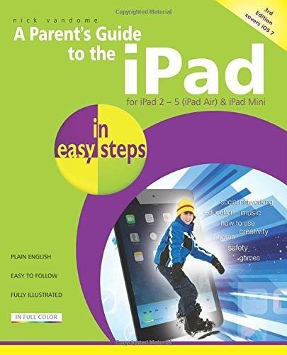 parents guide to the ipad in easy steps : nick vandome