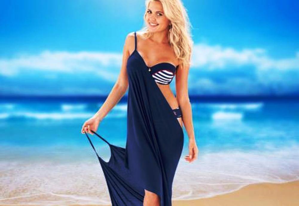 bff63cc30da1 Pareo Vestido Remera,jean,zapatilla,mallas De Baño,bikinis