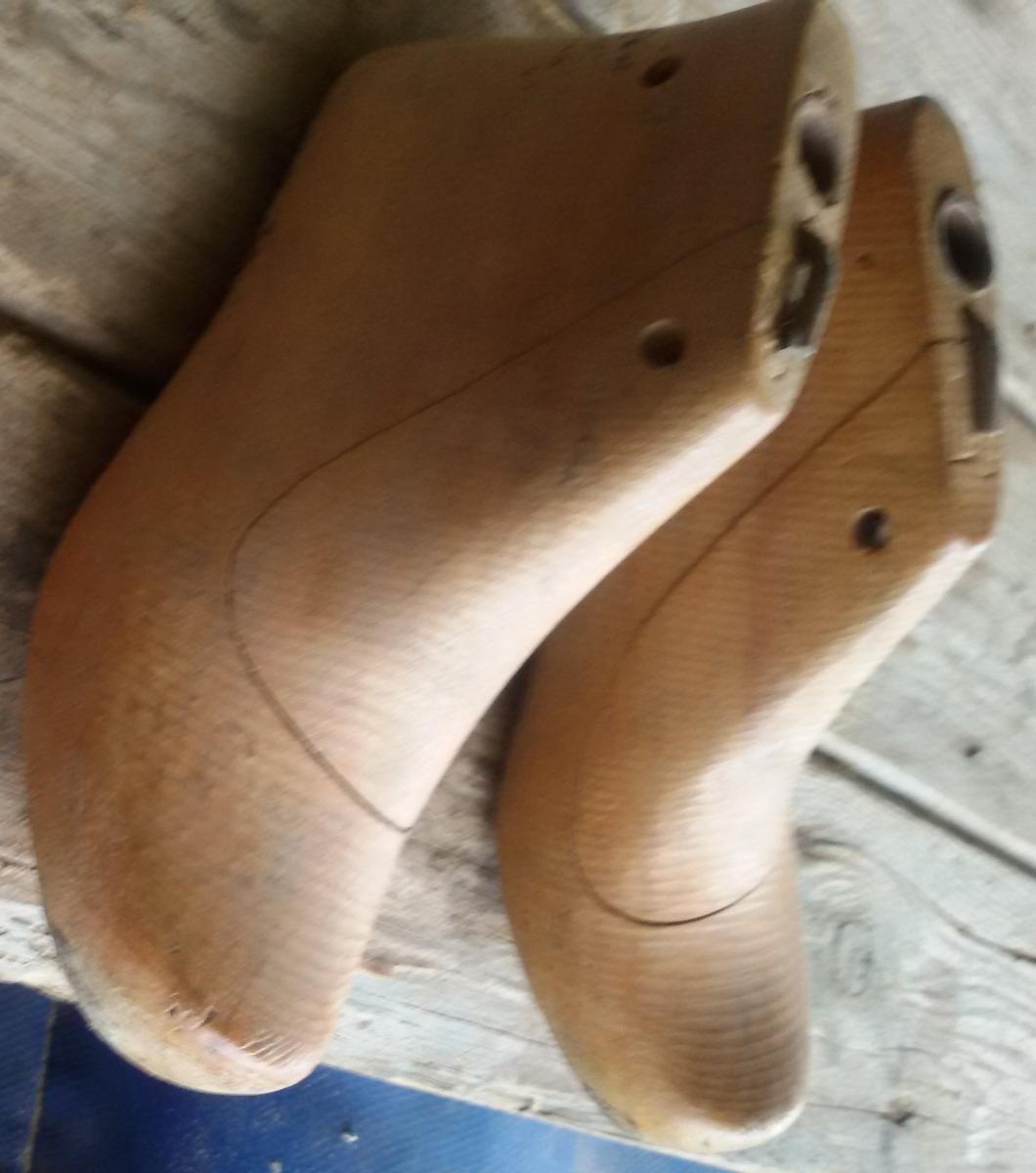 de8b3724 Pares Hormas De Zapatos De Madera Para Niños - $ 160,00 en Mercado Libre