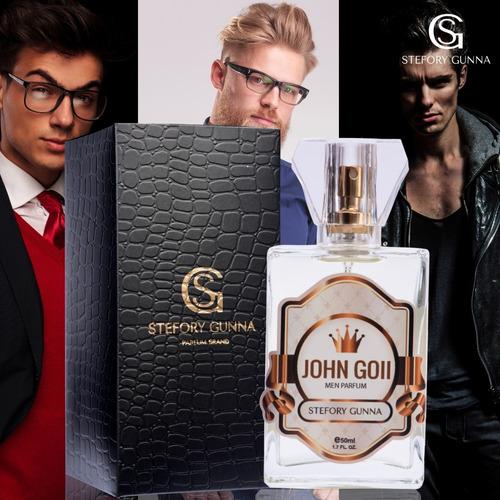 parfum original john goii masculino 50ml vai amar garanto