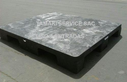 parihuelas de plástico