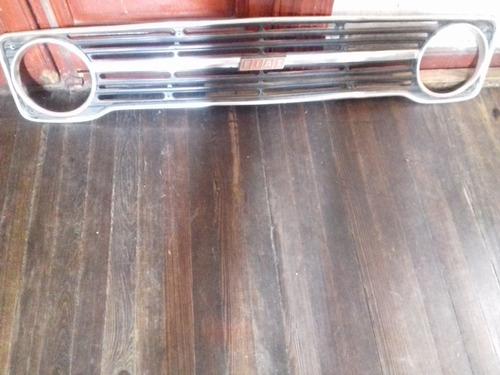 parilla de aluminio y tasas de llantas de fiat 128