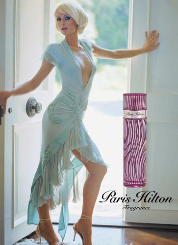 paris hilton fragrance. eau de parfum 100 ml