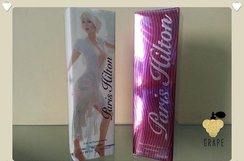 paris hilton fragrance. eau de parfum 100 ml