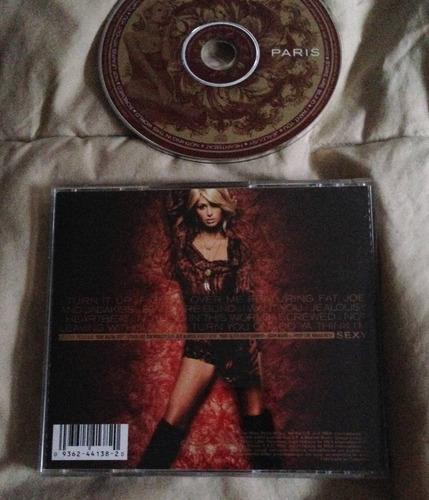paris hilton paris pop  cd