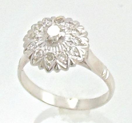 ec49719d4d9 Paris Jóias - Maravilhoso Chuveiro De Diamantes Ouro Branco - R  999 ...