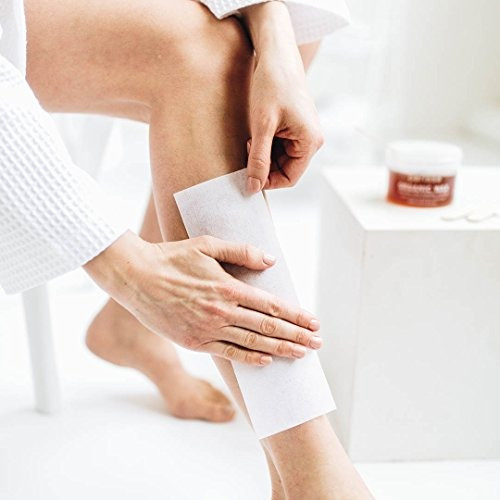 parissa epilation waxing tiras tela no tejidas tiras repuest
