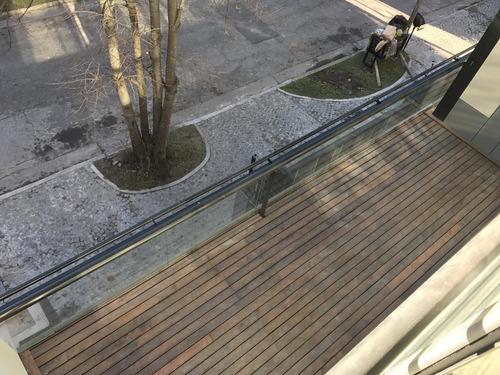 park haus · 4 amb c/ bcn terr · minimalista · lib al río.