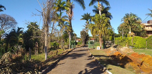 park way - lote 2.500m² em condomínio alto padrão. - villa118306
