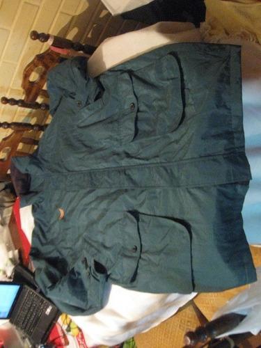 parka abrigo columbia talla 3xl impermeable termica forrada