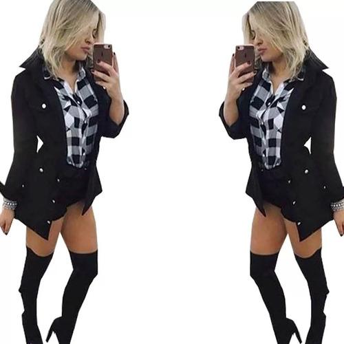 parka casaco sobre tudo estiloso moda feminina inverno