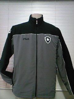121d91ce7c7c8 Parka   Jaqueta Botafogo Oficial Fila 2012 - Tenho Camisa - R  199 ...