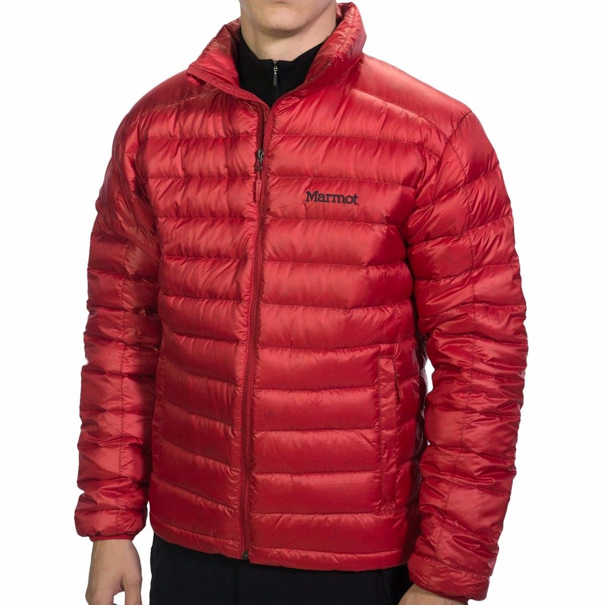 unos dias productos de calidad moda de lujo Parka Marmot Roja Pluma Hombre 700 Zeus Talla L