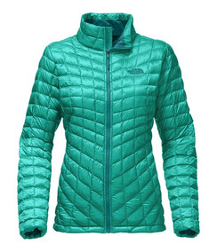 precio competitivo 0b2c5 2230d Parka The Northface W Thermoball Jacket - Mujer L Green