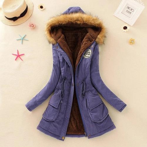 parkas, diversos colores, invierno 2019, abrigo para dama.