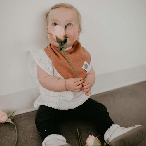 parker baby bandana drool bibs  8 pack baby bibs for boys